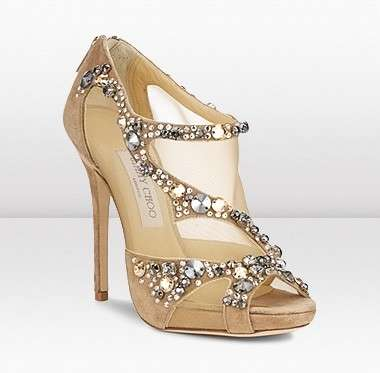La collezione cruise 2012 di Jimmy Choo, per donne che non temono i tacchi alti