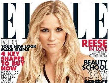 Un trucco occhi da gatta per Reese Witherspoon, le foto su Elle