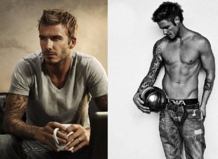 David Beckham è l'uomo più seducente del pianeta