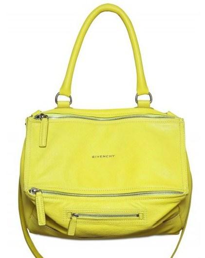Borse Givenchy, la nuova handbag Pandora anche in colori fluo