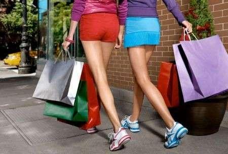 Primavera 2012 shopping