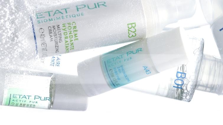 Cura della pelle, la cosmesi Biomimetica di Etat Pur