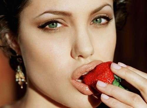Angelina Jolie dieta ingrassante