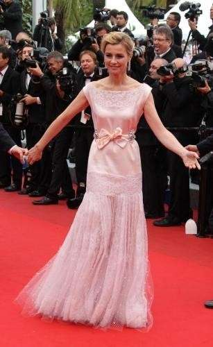 Cannes 2012 Anne Consigny