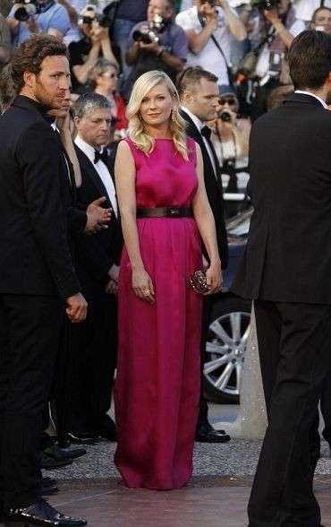 Cannes 2012 Dunst premiere