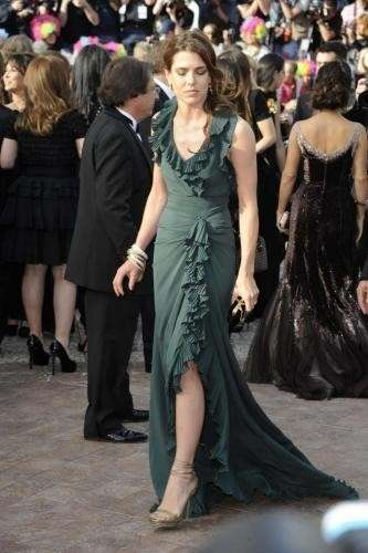 Cannes 2012 look Charlotte Casiraghi