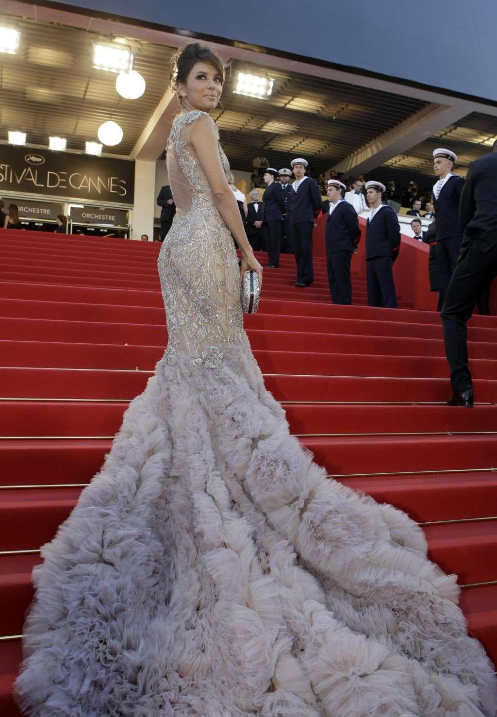 Cannes 2012 look Eva Longoria