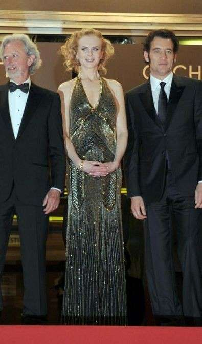 Nicole Kidman sul red carpet