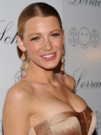 Blake Lively lascia Gossip Girl