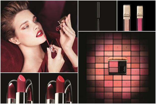 Guerlain Makeup Collection Femme D'amour e Femme Fatale