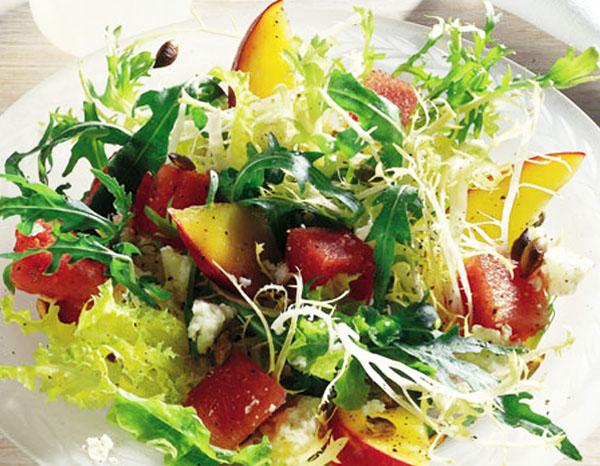dieta dell insalata gustosa e salutare