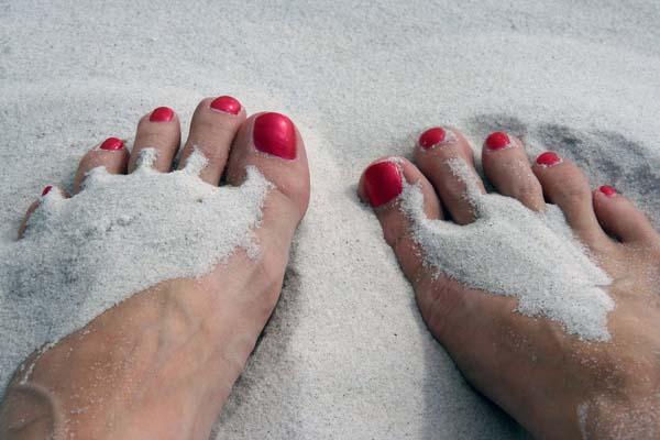 Chirurgia estetica ai piedi: l'ultima mania dagli Usa