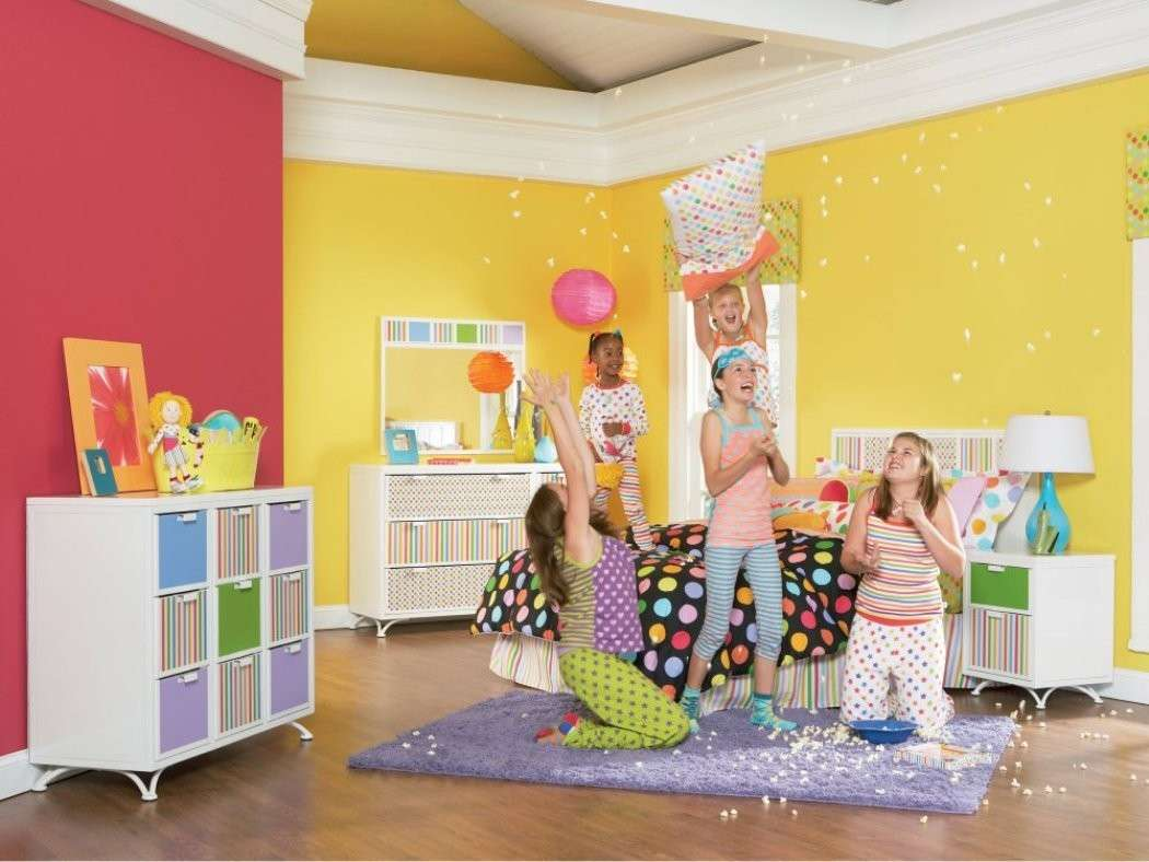 Camerette per bambini: le proposte più colorate e divertenti [FOTO]