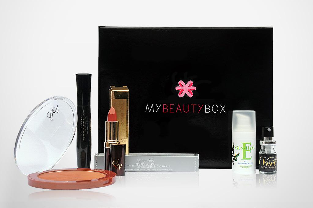 My Beauty Box: il nuovo scrigno dei desideri