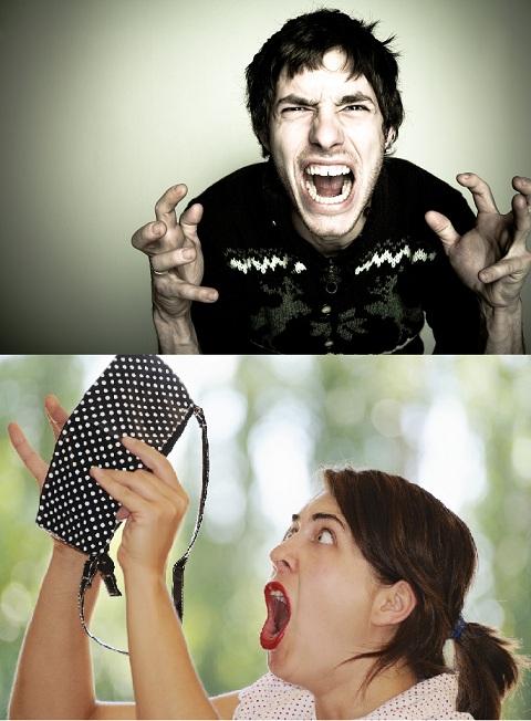 Donne e uomini si stressano in modo diverso