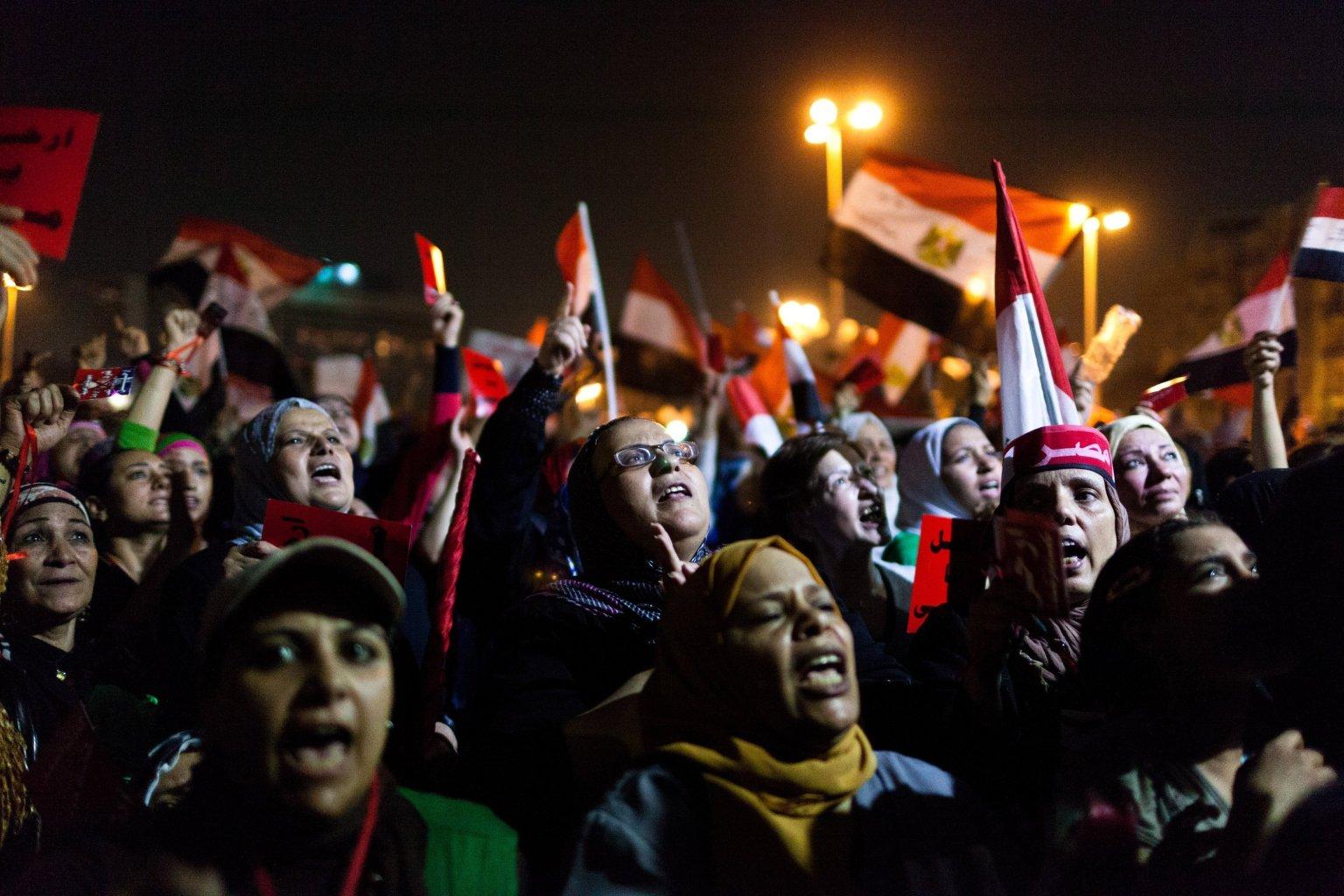 Egitto: gli stupri sulle manifestanti di Piazza Tahrir