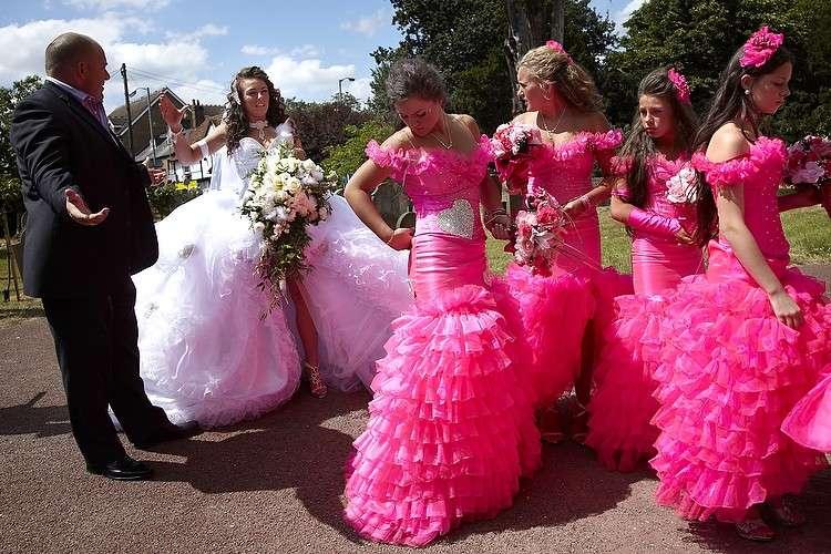 Matrimonio gipsy: cos'è e come si svolge [FOTO]