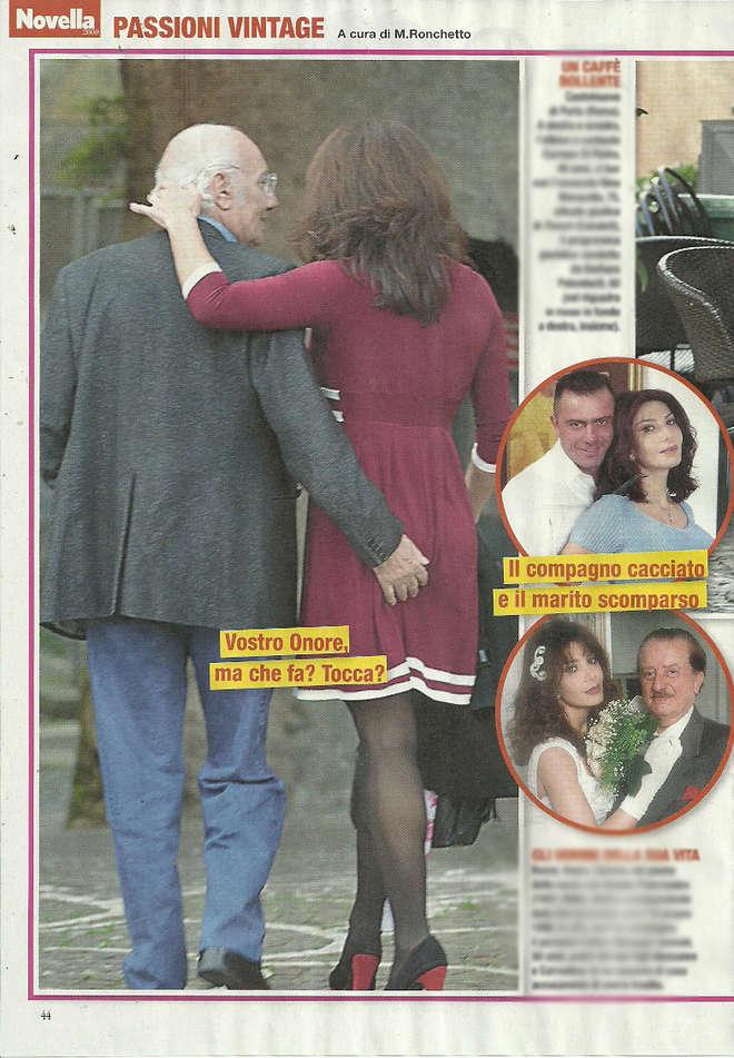 Carmen Di Pietro, le foto hot con Nino Marazzita fanno infuriare l'ex compagno