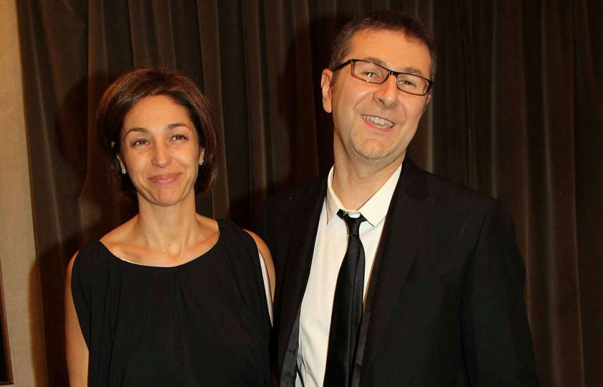 Fabio Fazio e la moglie Gioia Selis: smentita la crisi [FOTO]