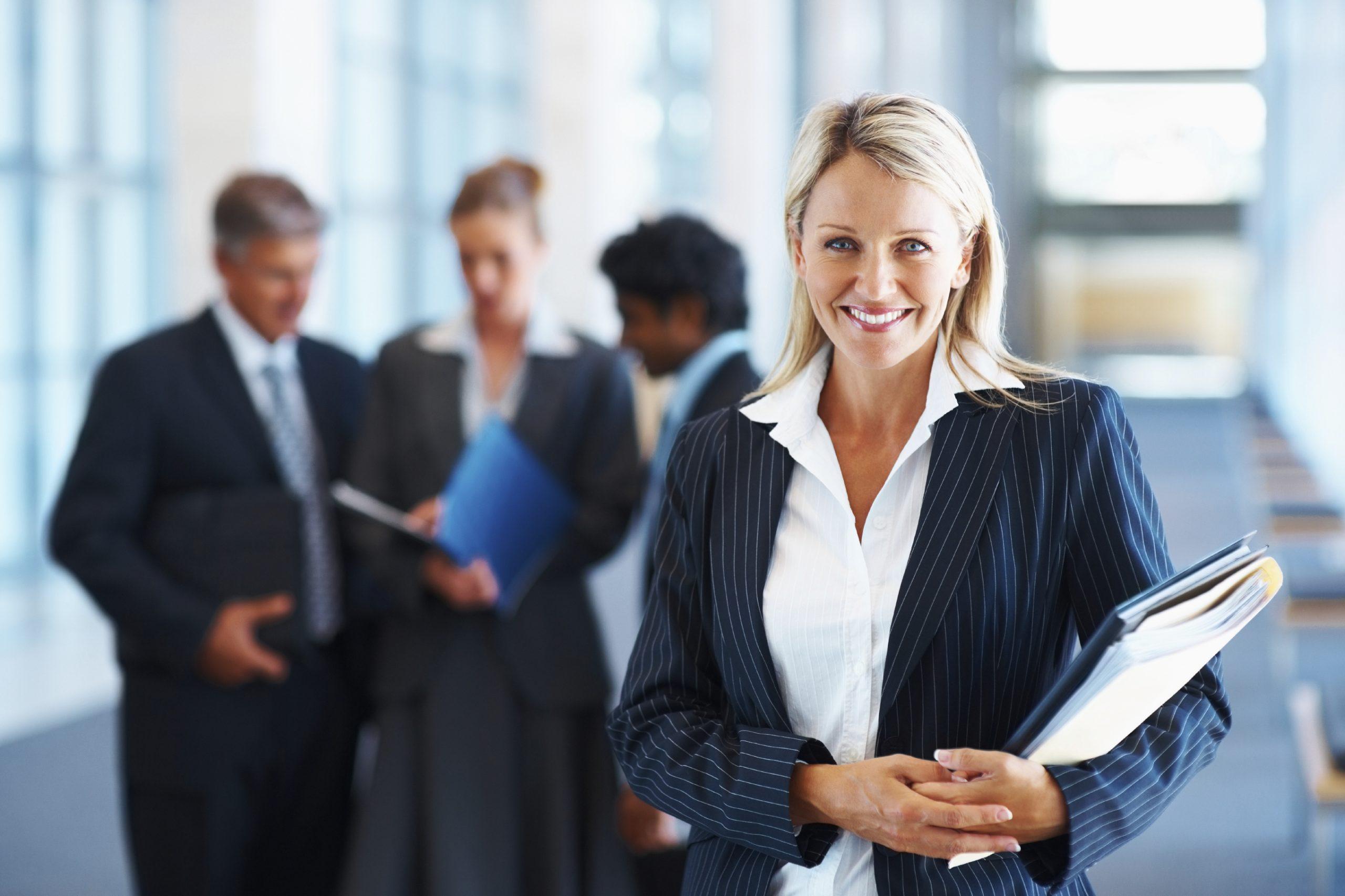 Possibilità di carriera per la donna