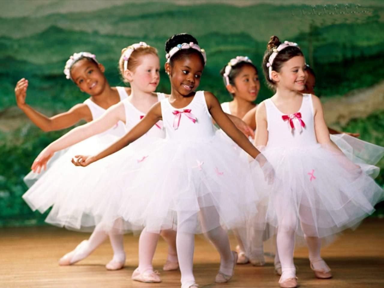 Ballerine si diventa: i benefici della danza per bambini