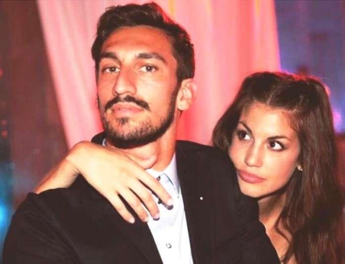 Francesca Fioretti e Davide Astori: amore sdoganato su Instagram [FOTO]