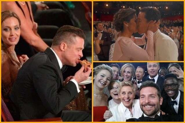 I 10 momenti più belli degli Oscar 2014 [FOTO]