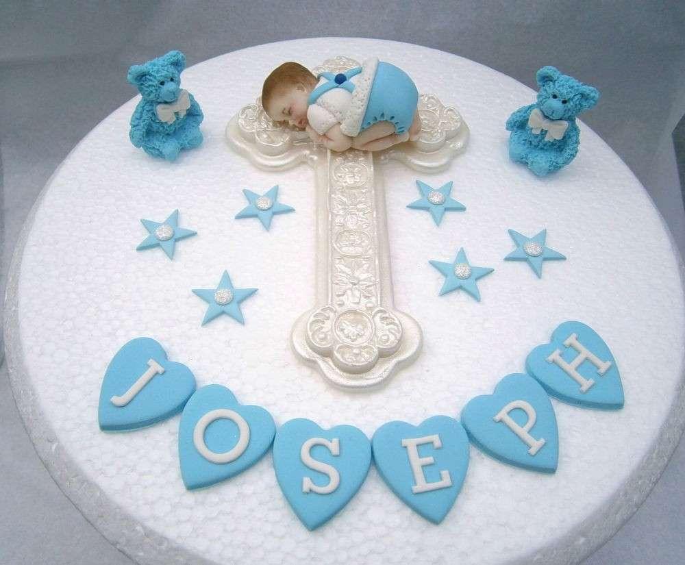 Cake toppers per neonati