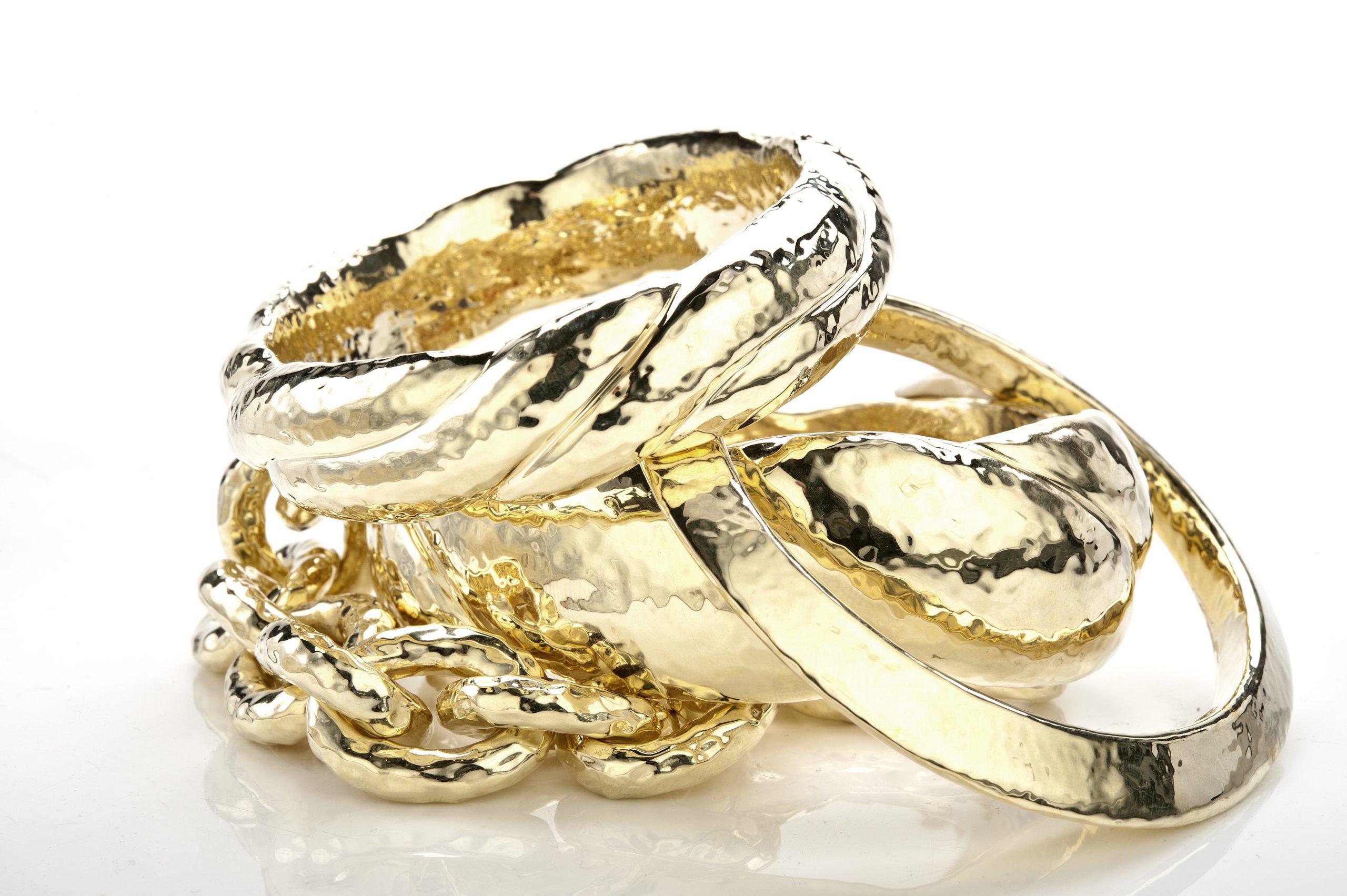 Come pulire l'oro in modo naturale
