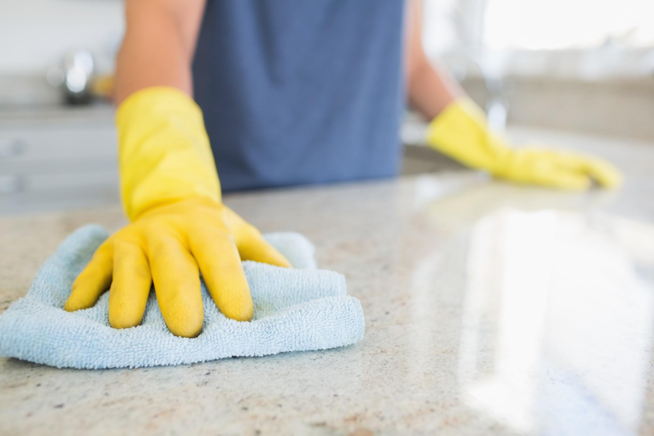 I 10 posti più sporchi della casa