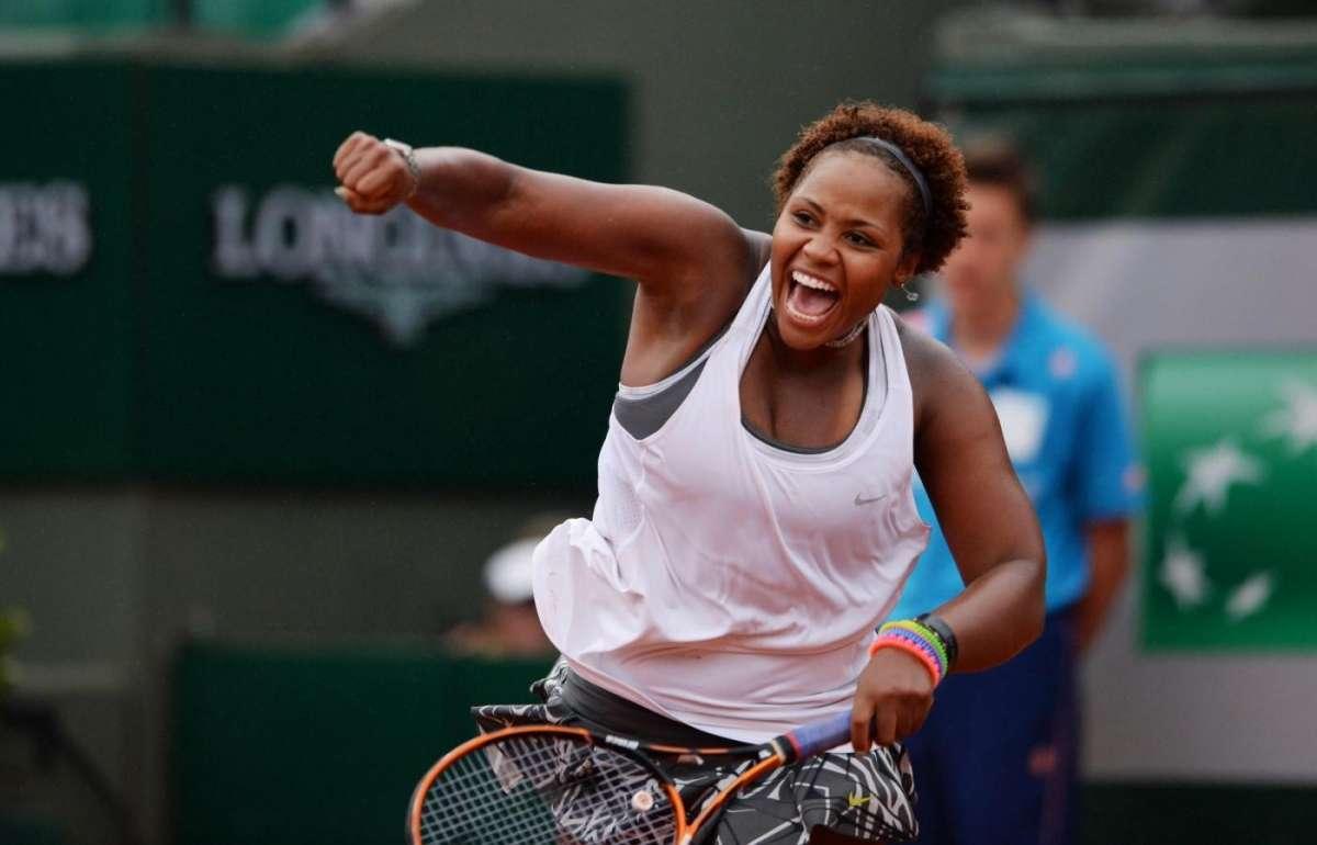 Taylor Townsend, la tennista oversize conquista il Roland Garros [FOTO]