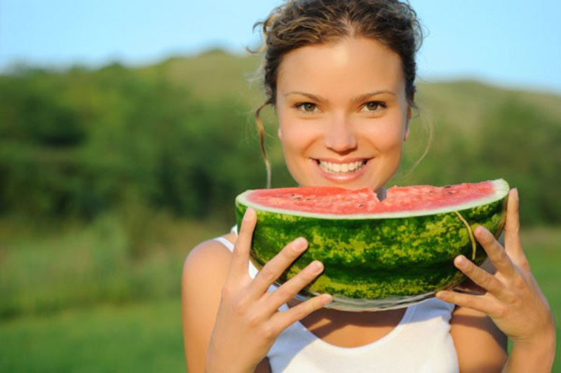 Caldo: alimentazione consigliata per l'estate