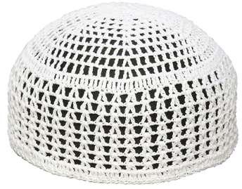 Cappellini all'uncinetto per l'estate