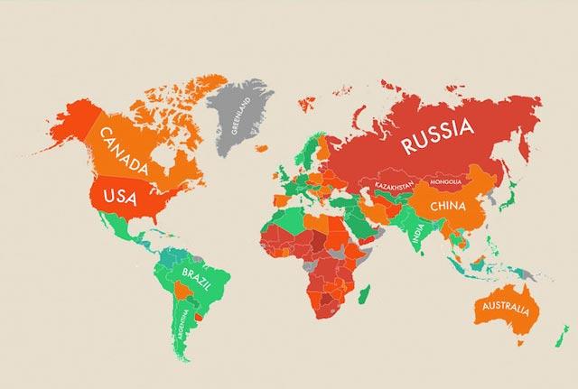 Infografica Felicità