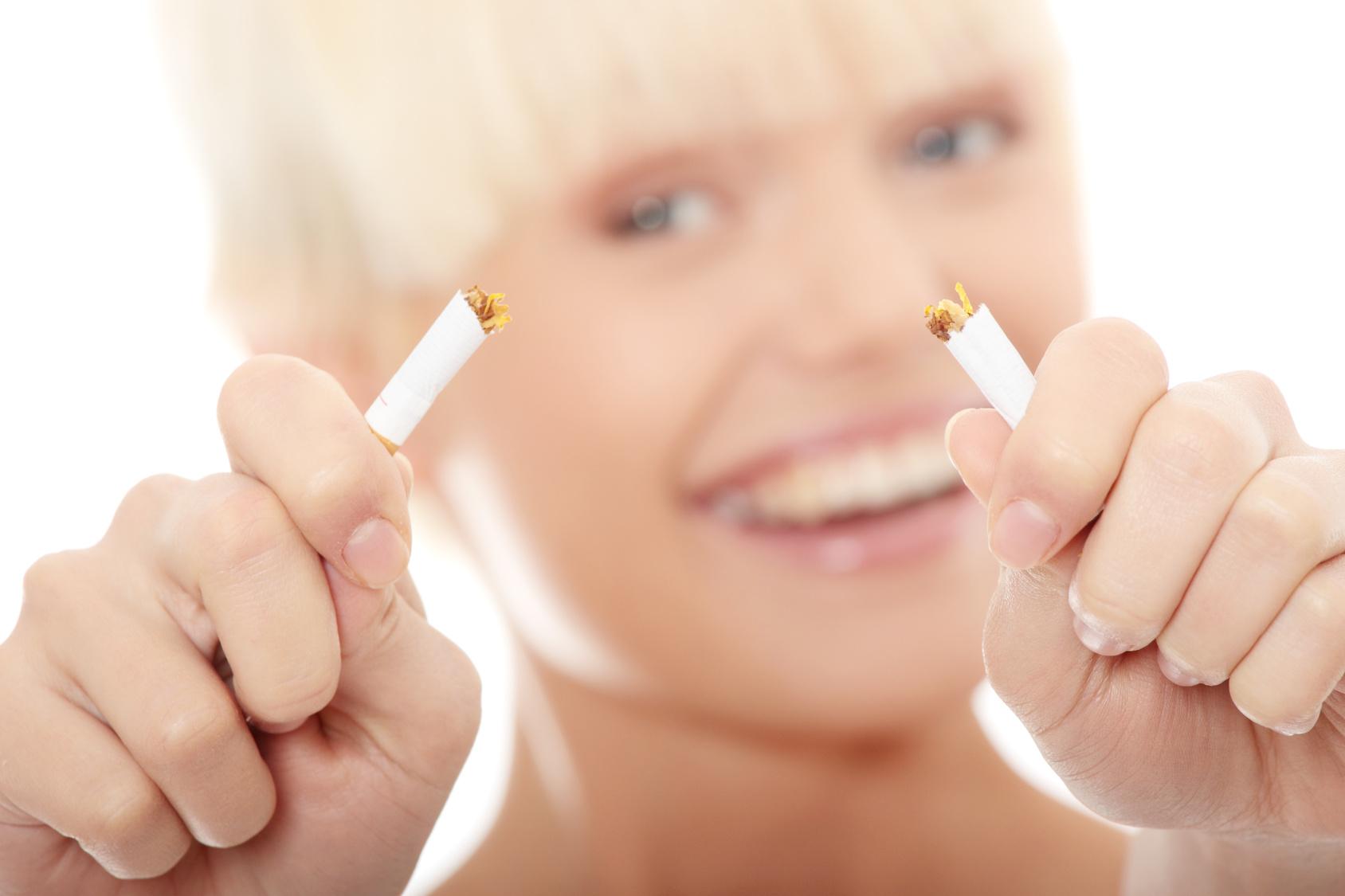 Come smettere di fumare senza ingrassare?