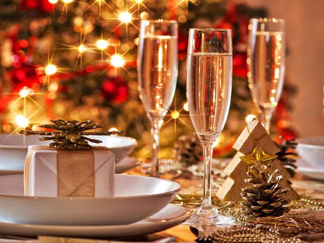 Cenone light, raccolta di ricette light per Capodanno