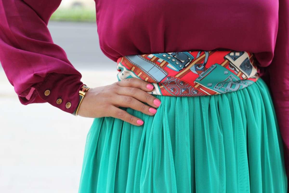 Come indossare la sciarpa: consigli di stile [FOTO]
