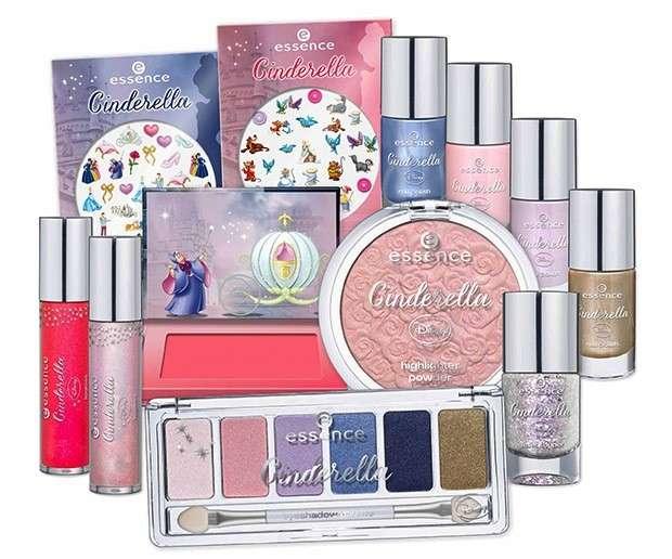 Essence Cinderella la collezione make up ispirata a Cenerentola