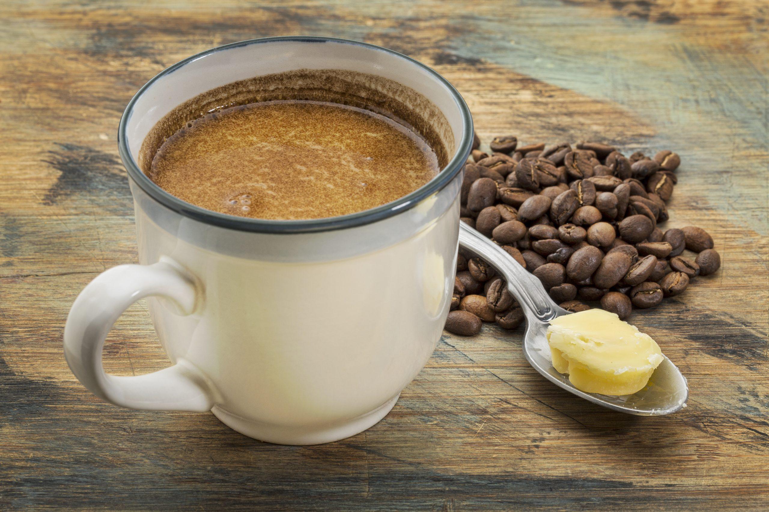 Caffè al burro: il nuovo trend per dimagrire