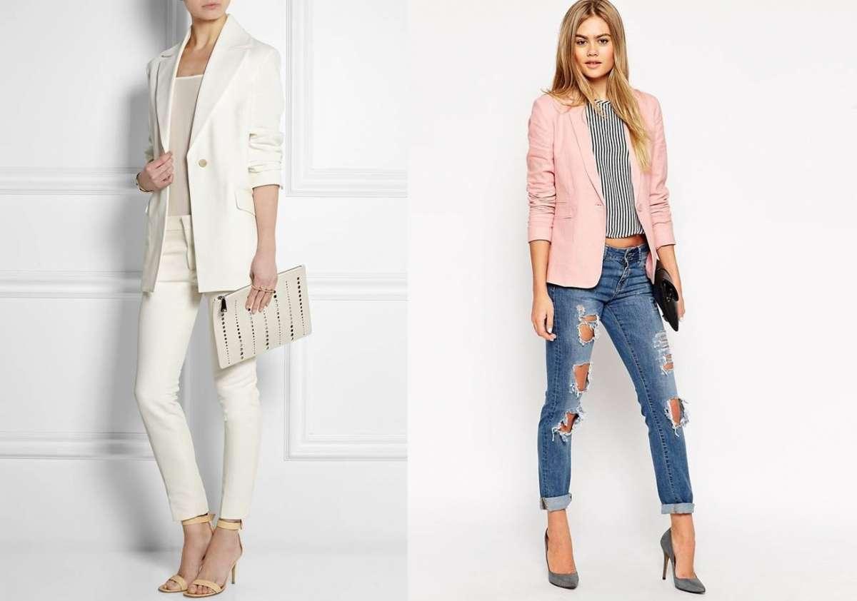 Blazer da donna Primavera/Estate 2015: da Zara a Gucci, i modelli più fashion [FOTO]