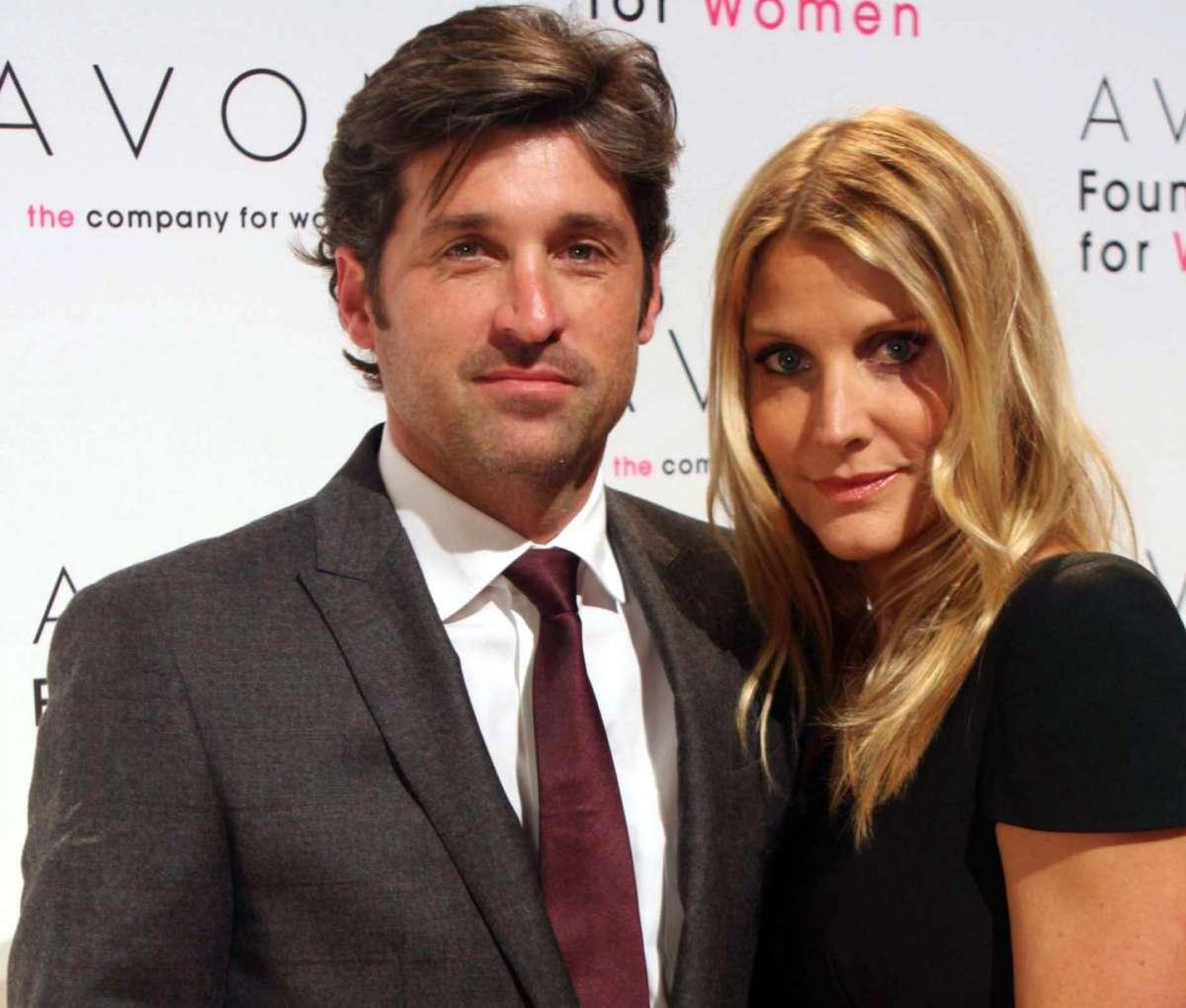 Patrick Dempsey e Jillian Fink divorzio: lui l'ha tradita sul set di Grey's Anatomy [FOTO]