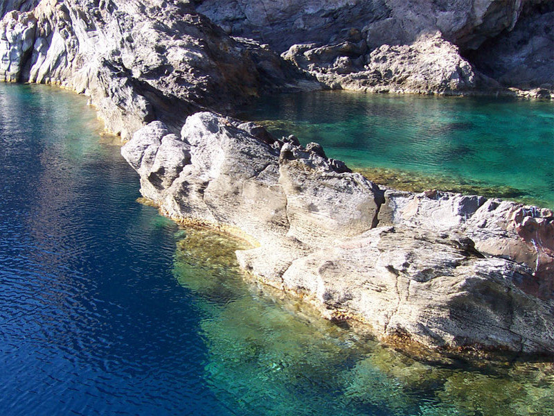 Le piscine naturali più belle d'Italia