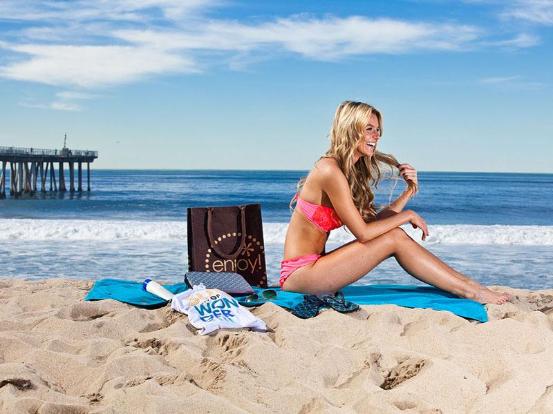 9 cose da portare in spiaggia