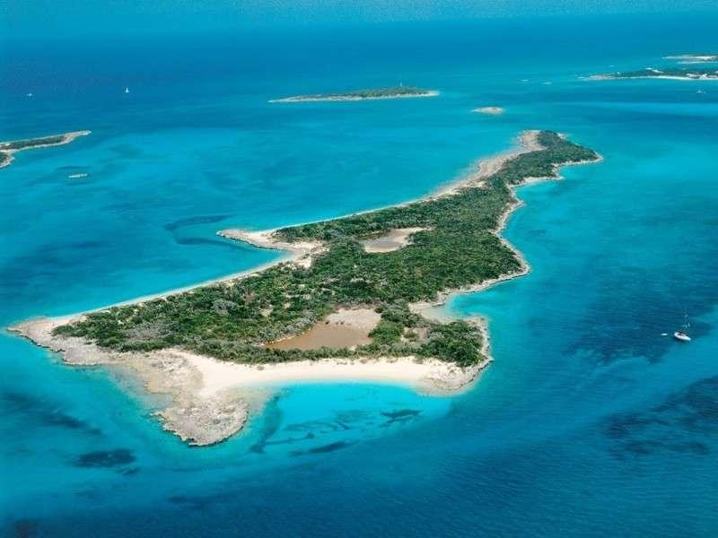 Le isole private più belle del mondo [FOTO]