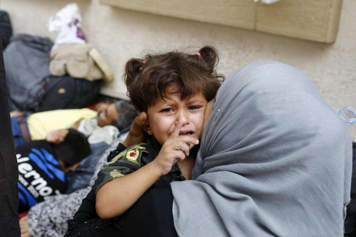 Immigrazione e rifugiati: a rimetterci sono donne e bambini [FOTO]