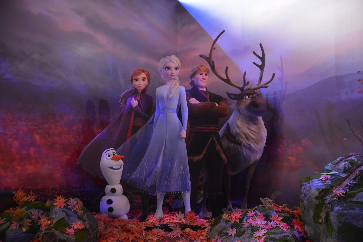 Personaggi di Frozen