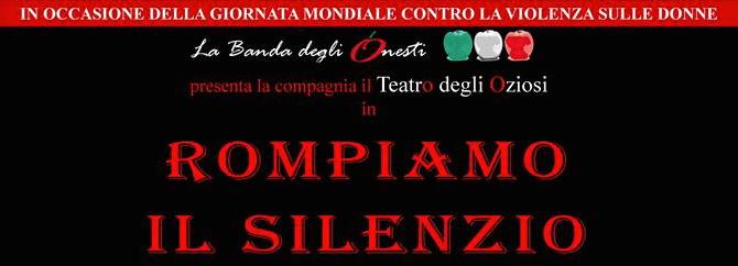 """Violenza sulle donne: """"Rompiamo il silenzio"""" il 24 novembre a Milano"""