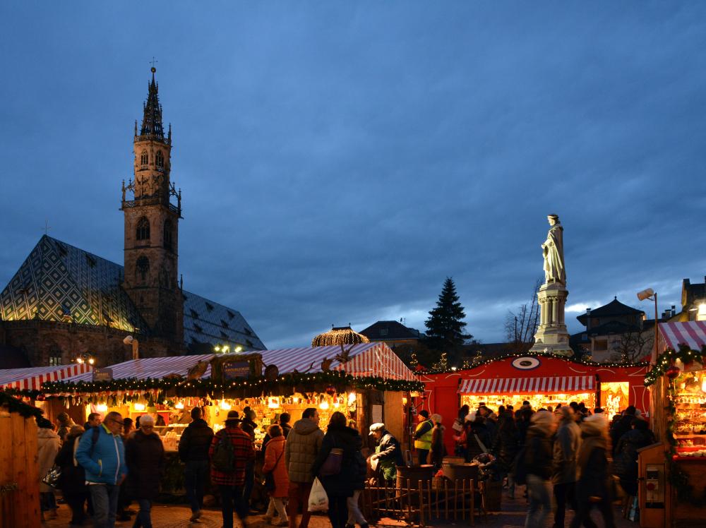 Mercatini di Natale, i più belli di Italia
