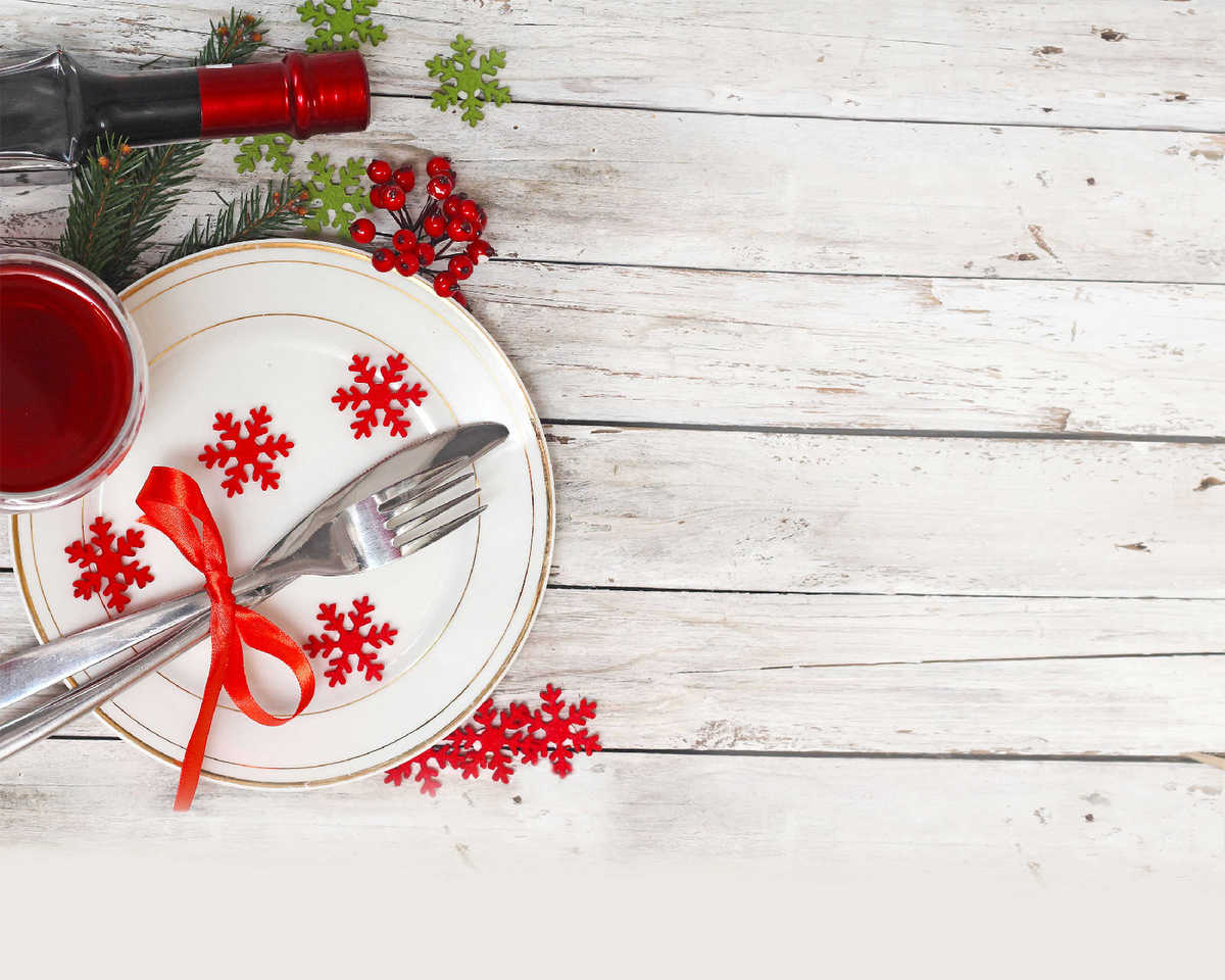 3 ricette di vellutate light per Natale