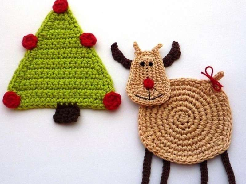 Regali di Natale fai da te all'uncinetto: tante idee originali